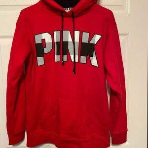 Pink sweatshirt size small